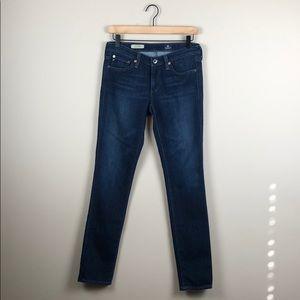 "AG ""The Stilt"" Cigarette Jeans (Size 26)"
